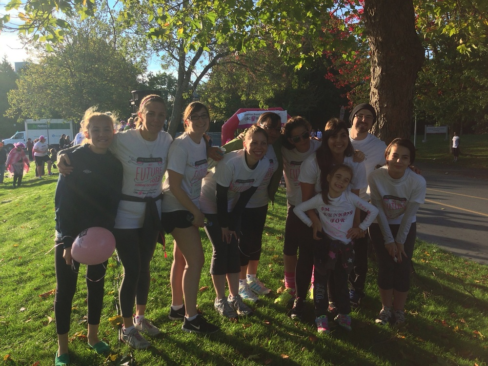 FriesenPress team runs for breast cancer fundraiser.jpg