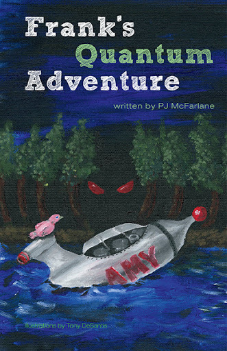 Frank's Quantum Adventure Book Cover
