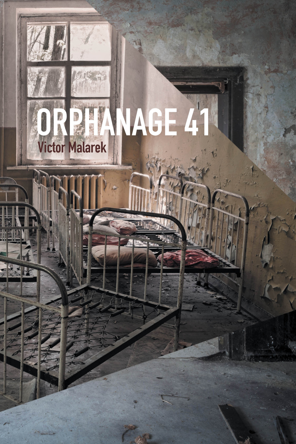 Victor Malarek, author of Orphanage 41