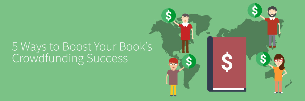 FriesenPress Book Crowdfunding