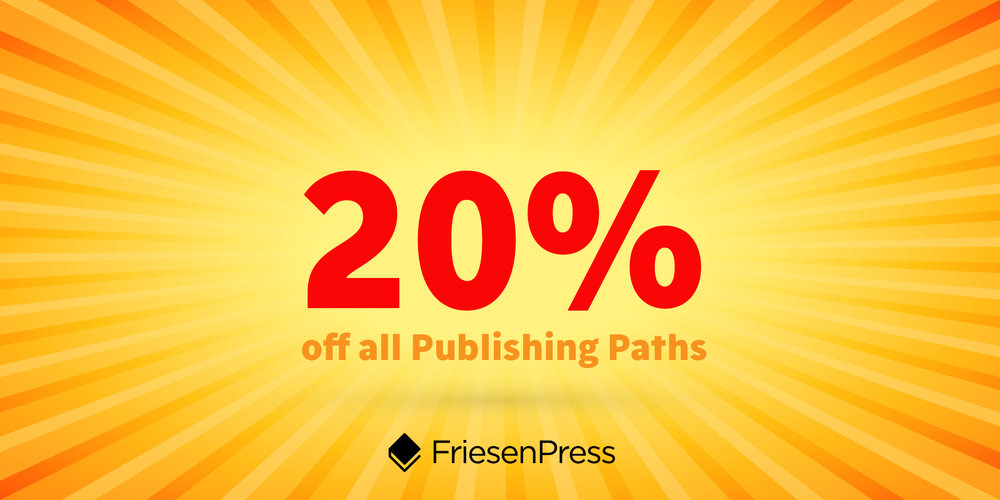 FriesenPress June 2017 Promotional Offer