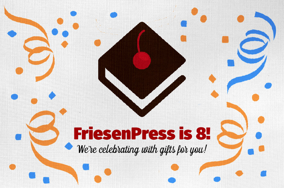FriesenPress July 2017 Promotional Offer