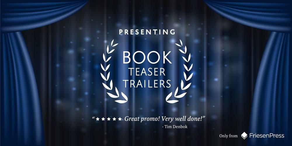 FriesenPress Book Launch Trailer Promo