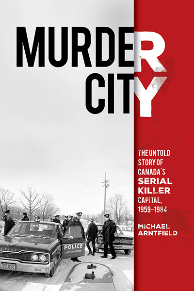 Murder City, amazon-sized!
