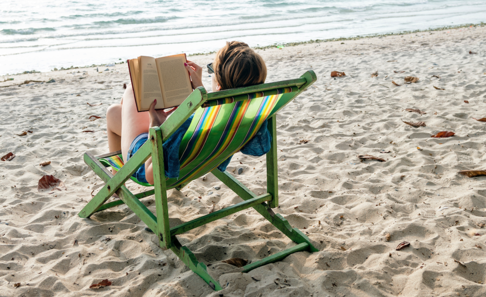 5 Ways to Fall in Love with Writing This Summer -