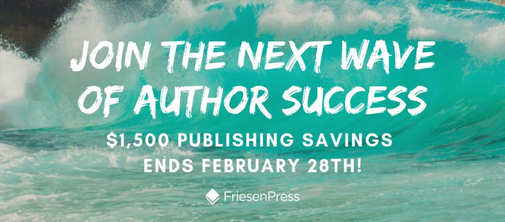 Feb Publishing Offer