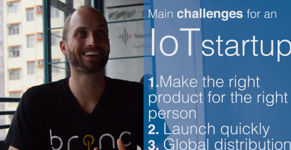IoT and the challenges of hardware startups  January 18, 2016.  Read More >>