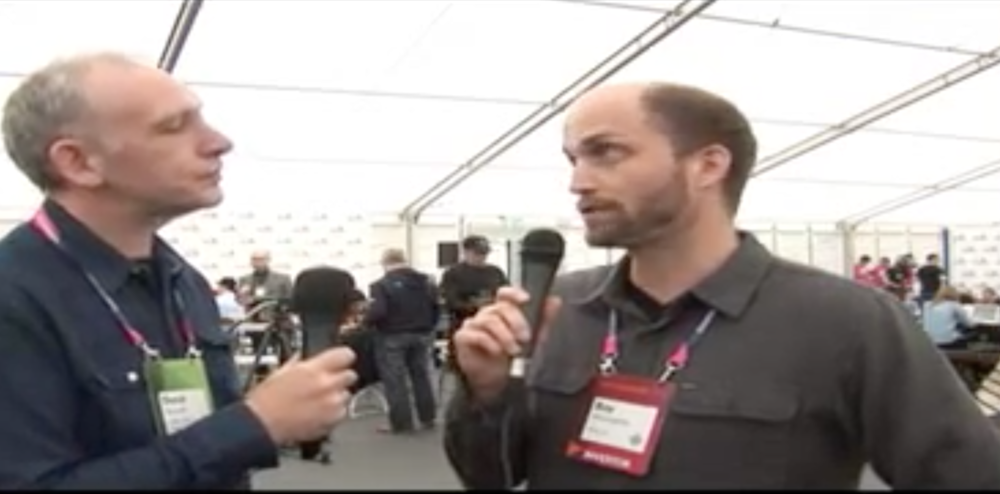 Dublinglobe interview at #websummit November 3, 2015.        Read More >>