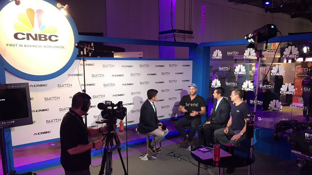 CNBC Interview with Raj Ganguly, William Bao Bean, and Uptin Saiidi September 19,2017 .  Read More >>