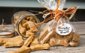 Pumpkin Dog Treats from Food.com