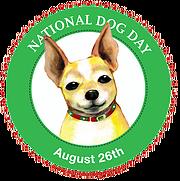 national dog day, hug your dog, august 26
