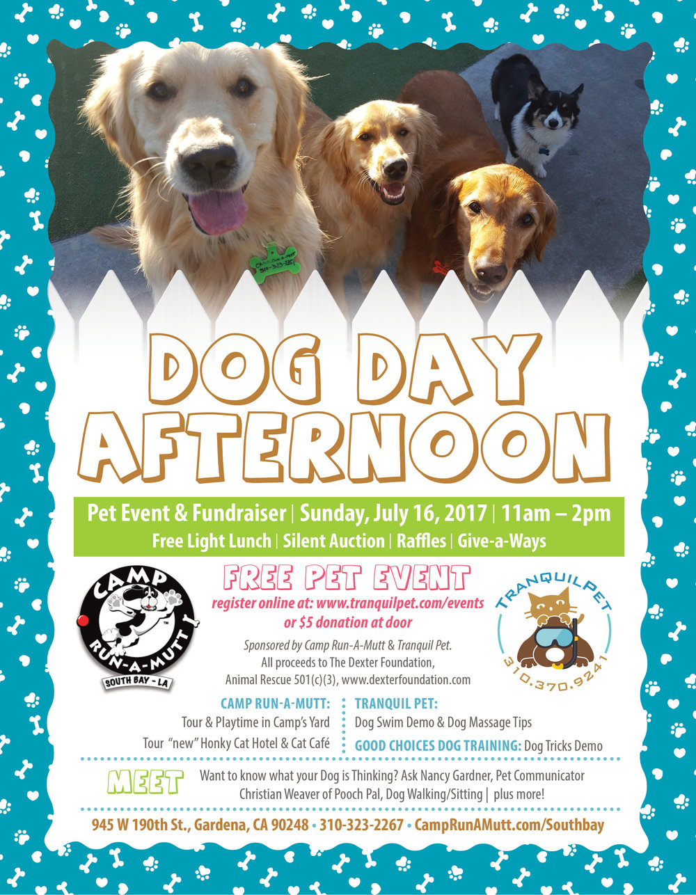 Pet Event & Fundraiser