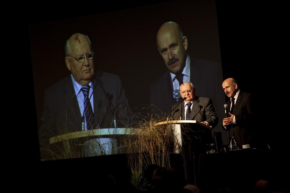 Mikhail Gorbachev 2011-10-13
