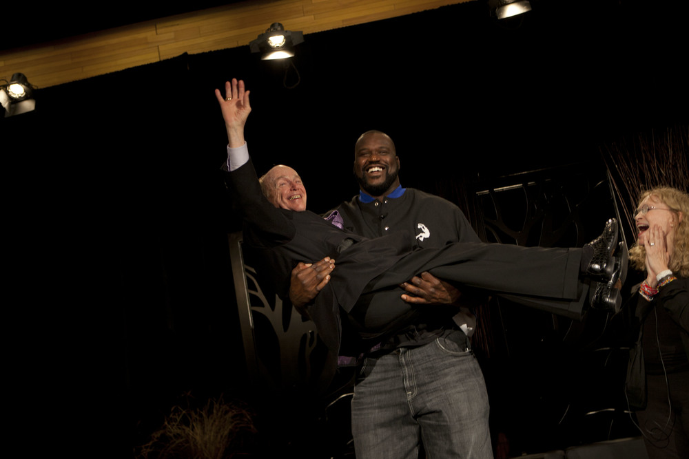 Shaq & Jim Pattison