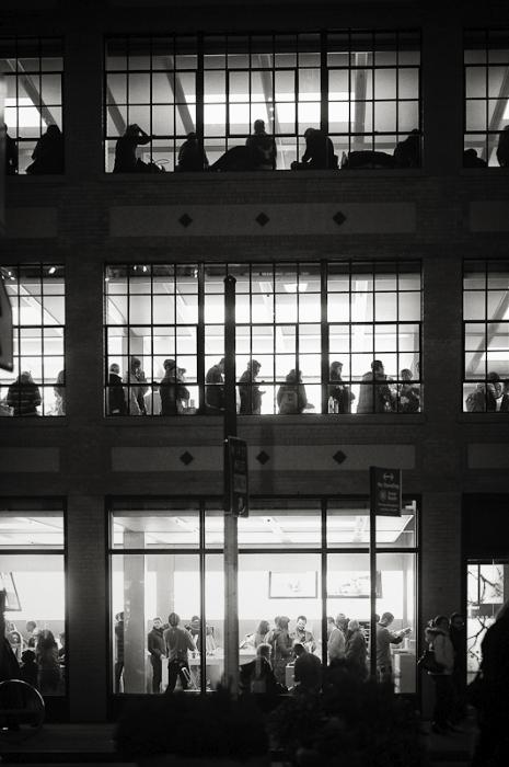 Chelsea Apple Store, December 2011