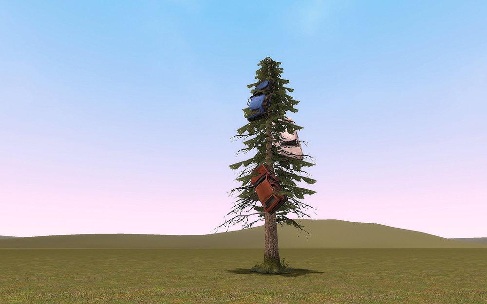 Parking Tree
