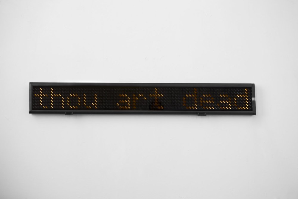 Coll.eo. YOU ARE DEAD, 2013