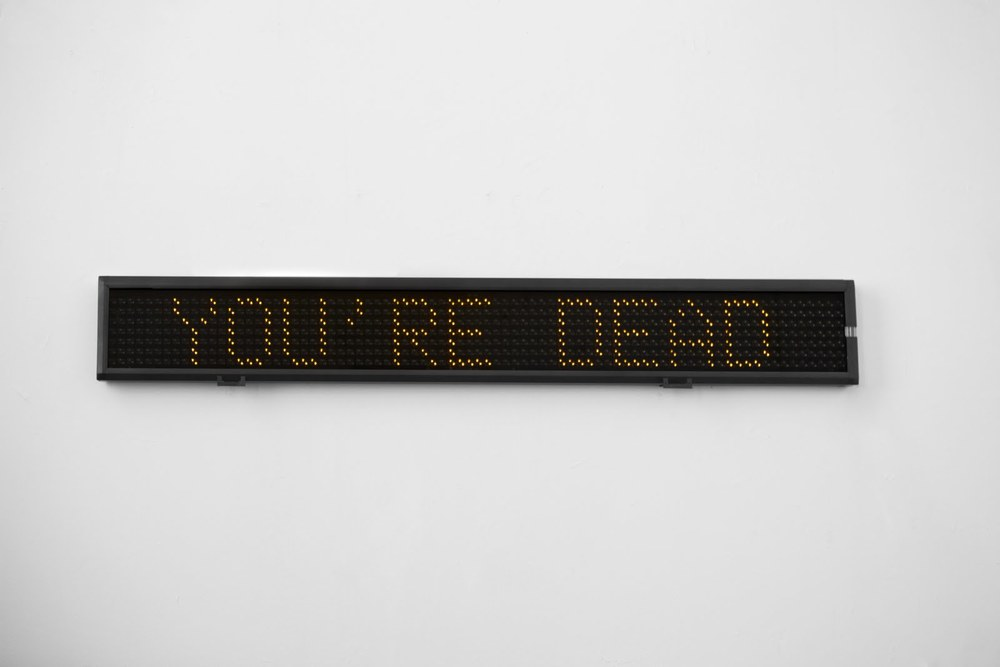 COLL.EO, YOU ARE DEAD, 2013