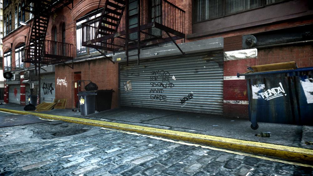 Grand Theft Samo   Digital photograph  2014