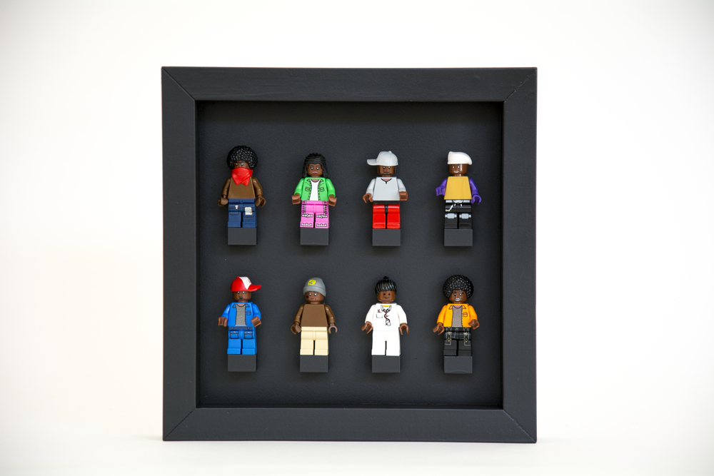 Customized Lego figurines