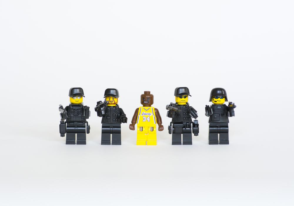 post-racial swat