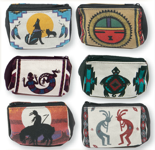 American Indian purses