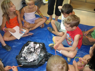 MHC Summer Science Camps are based on our Praxis Learning Resource Kits.