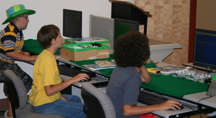 2008-07-15 Robotics Club