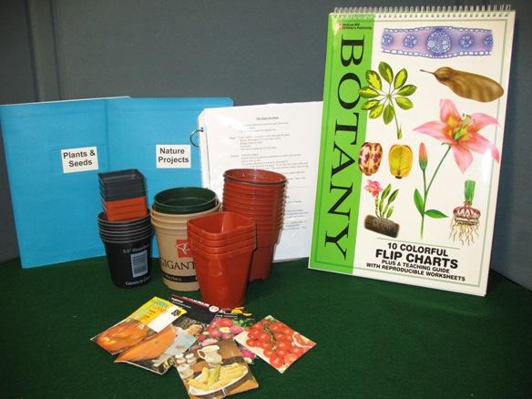 Praxis Plants Kit