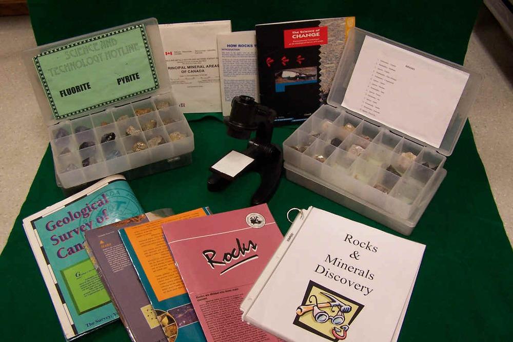 Praxis Rocks & Minerals Kit