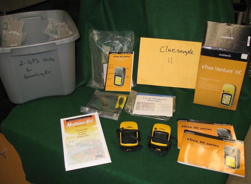Praxis Geocaching Kit
