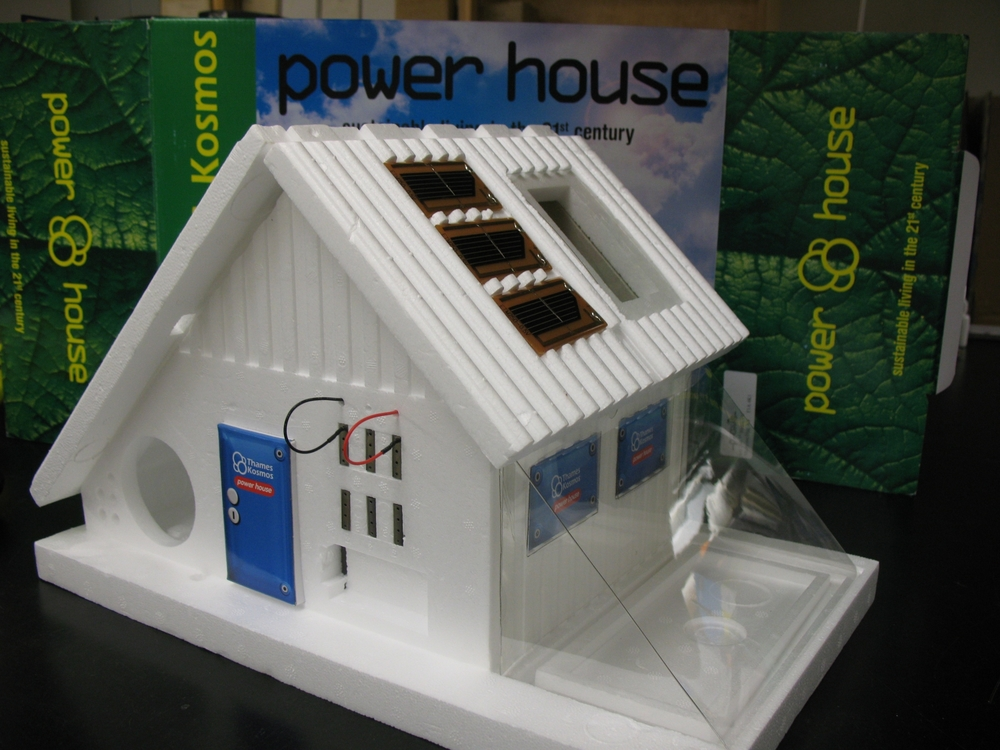 Praxis Power House Model