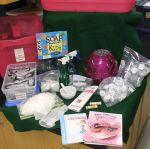 Praxis Spa Science Kit