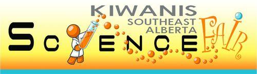 Praxis Kiwanis South East Alberta Science Fair Header