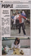 2012-10-15 Praxis Family Science Olympics Medicine Hat News