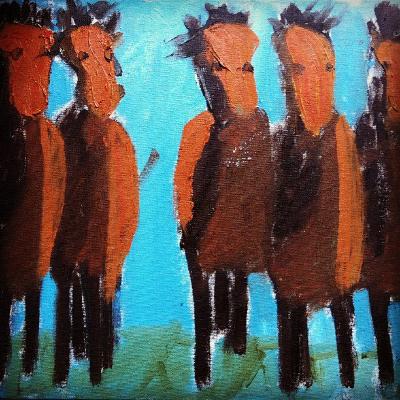 """horsies""."