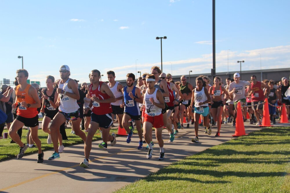 Join us for the 2019 College World Series Road to Omaha Run!