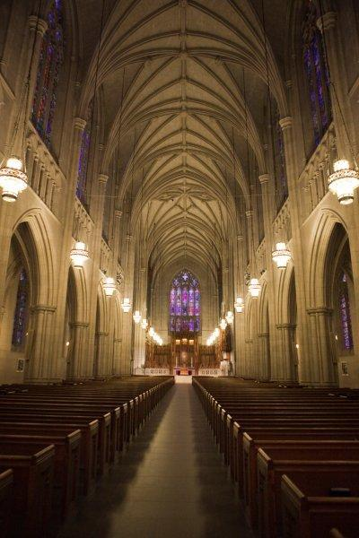 Duke Chapel Durham Wedding