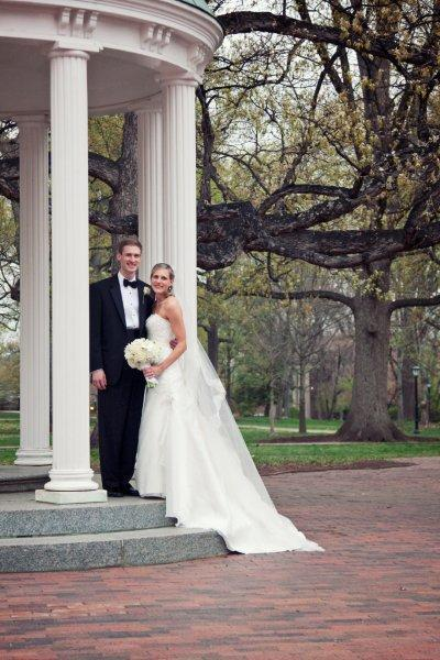 Carolina Club Chapel Hill Wedding
