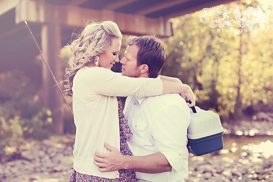 north carolina engagement photography big star studios