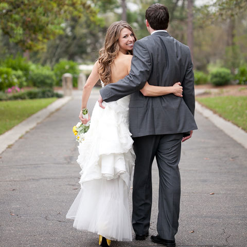 Afternoon New Orleans Wedding
