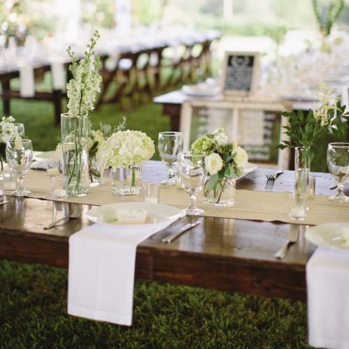September Farm Wedding