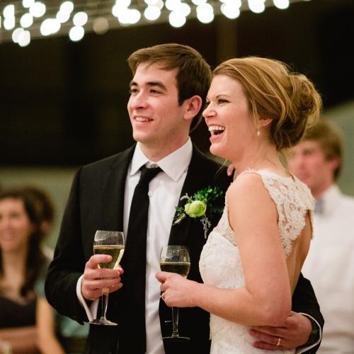 Joyful Winter Wedding