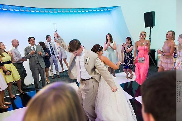 Raleigh wedding NC Wedding Planner Museum wedding