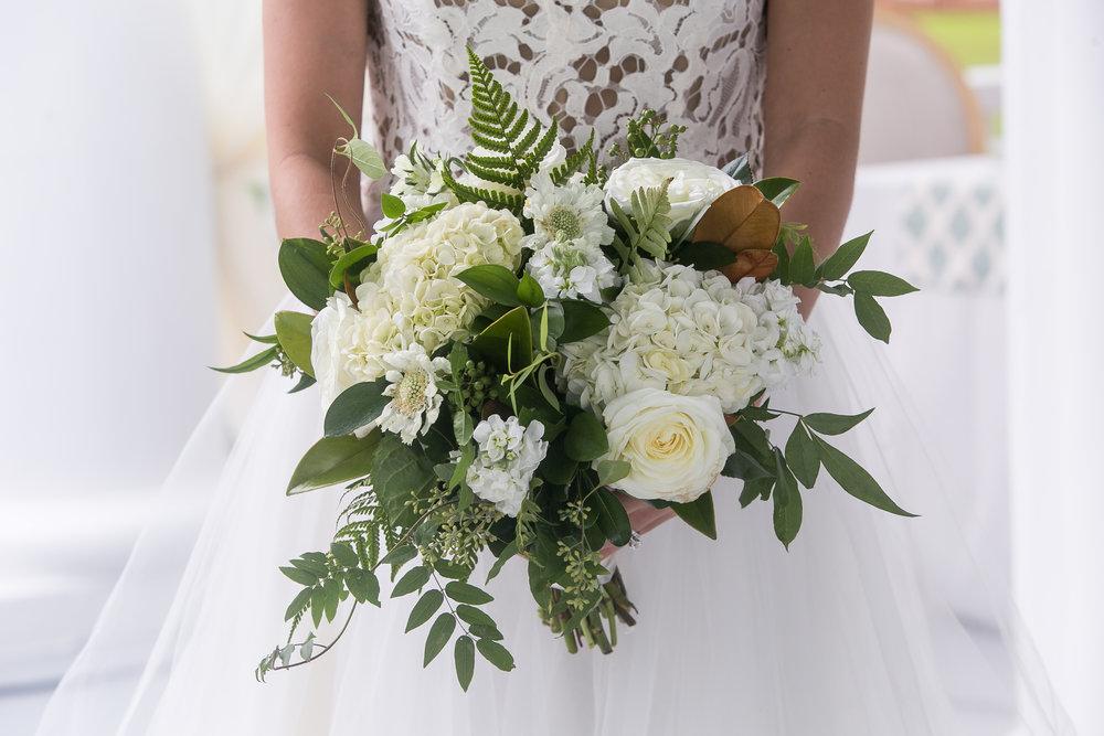 bridal bouquet florals