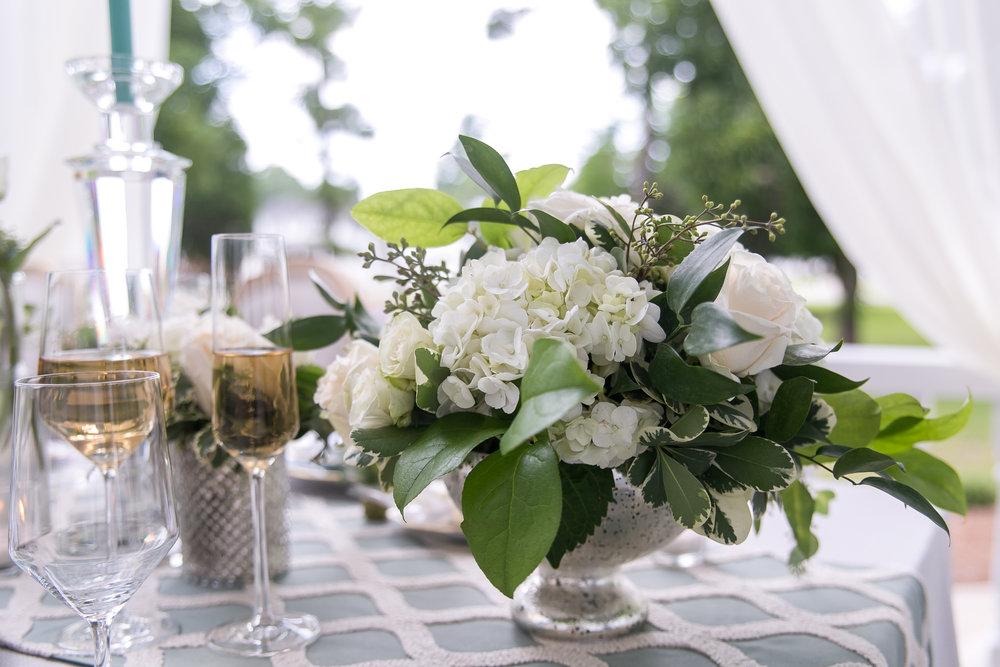 wedding florals river forest manor