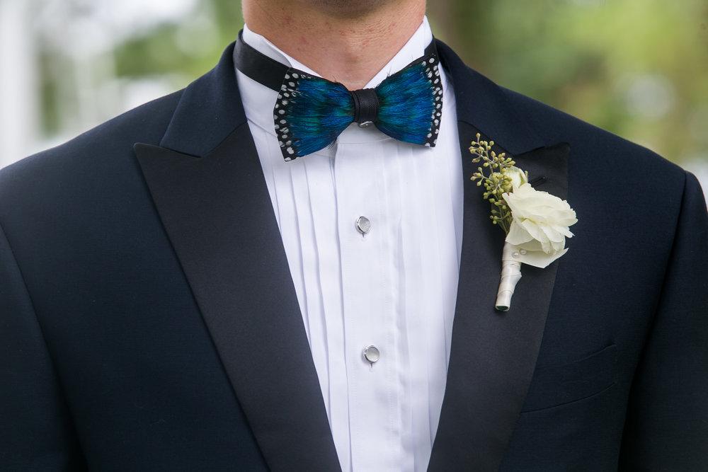groom modern Brackish bowtie
