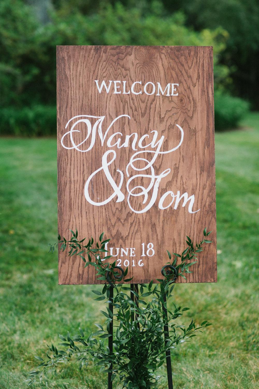 virginia mountain at-home wedding