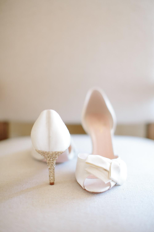 asheville nc wedding satin bridal heels
