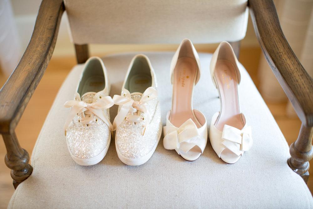 asheville nc wedding heels sneakers